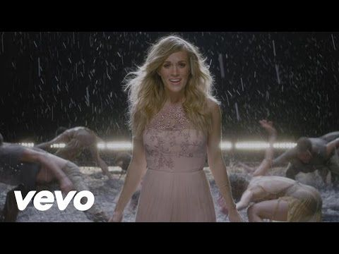 Carrie Underwood - Something in the Water - YouTube