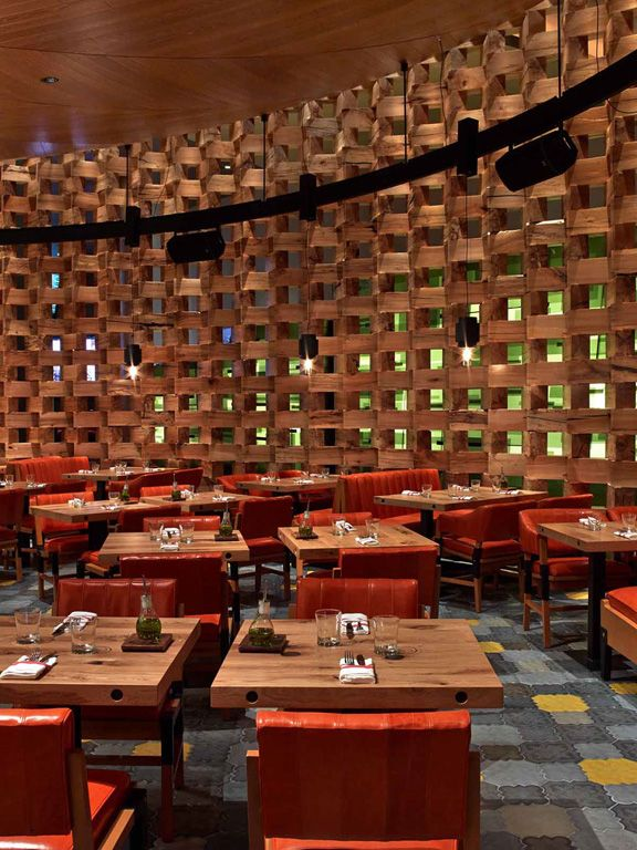 Five50 Restaurant At The Mgm Grand Hotel Las Vegas Designed By Rockwell Group