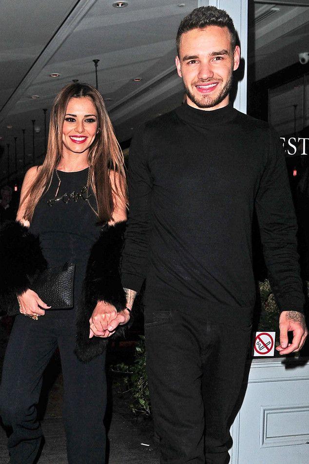 Liam Payne and Cheryl Fernandez-Versini Hold Hands After London Dinner Date  Cheryl Fernandez-Versini, Liam Payne