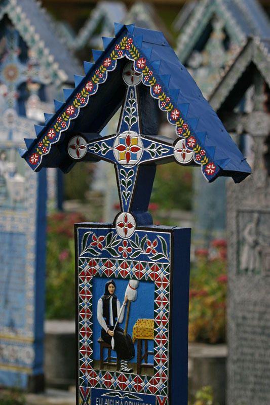 Săpânța Merry Cemetery