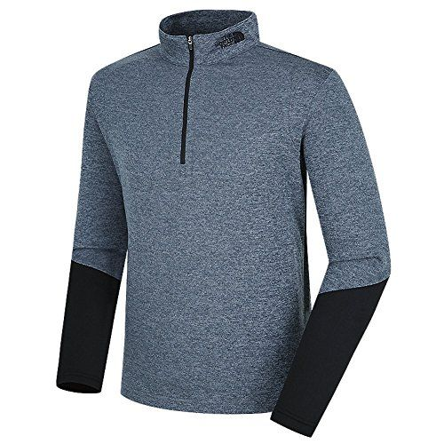 (ノースフェイス) THE NORTH FACE M'S BLACK SEA 2 L/S ZIP TEE ブラック... https://www.amazon.co.jp/dp/B01M9DMTVJ/ref=cm_sw_r_pi_dp_x_N.FeybP4DX9Q3
