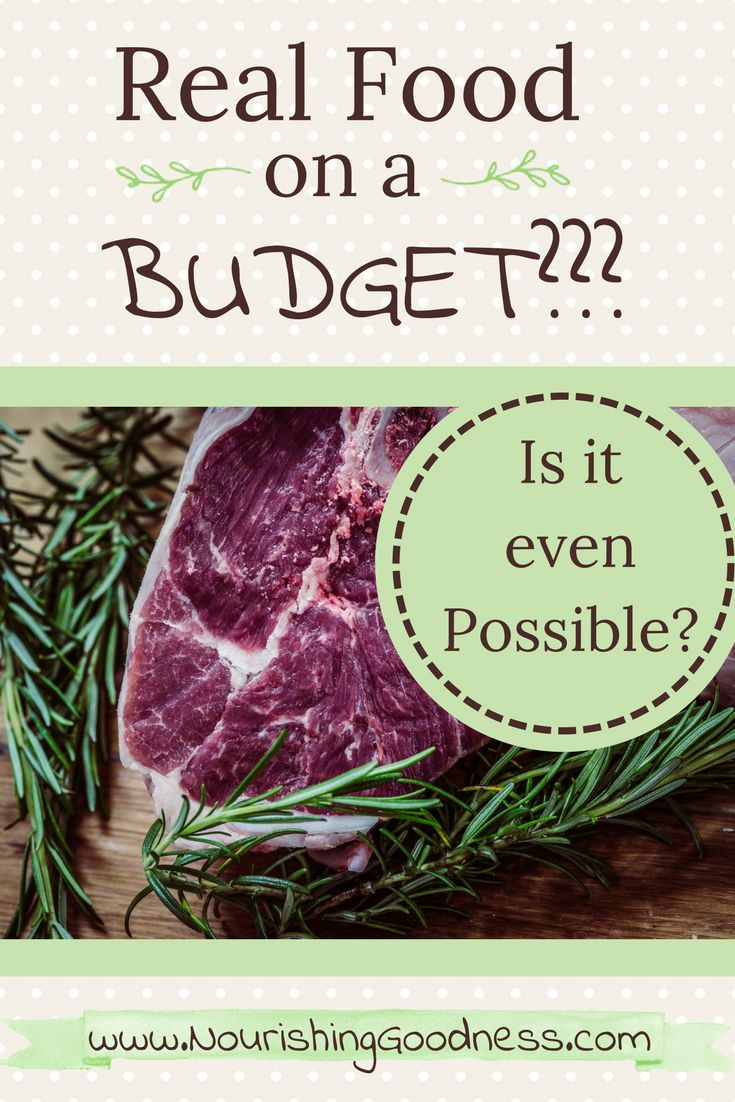 I'm not going to lie. High quality protein comes with a really high price tag. So do organic veggies and raw milk for that matter. Is it even possible to eat real food on a budget? How to Eat Real Food on a Budget, Budget Tips, Grocery Budget, Organic Food