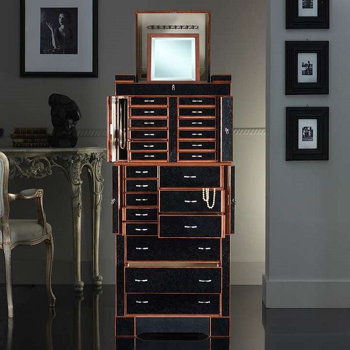11 best JewelEase Jewelry Storage Armoire images on Pinterest