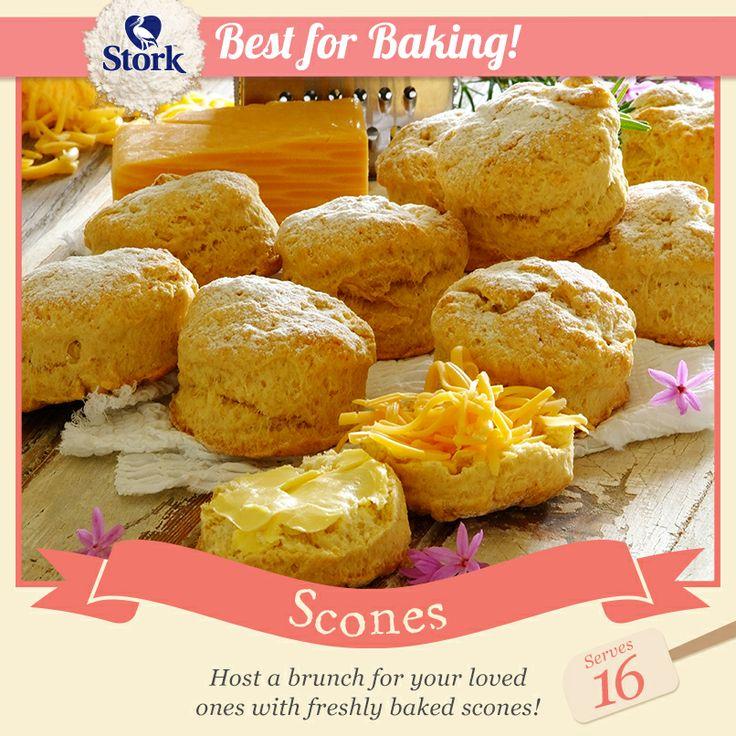 Scones #recipe