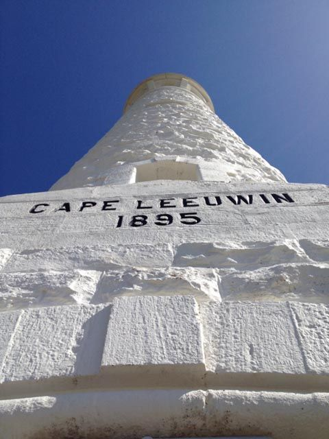 Cape Leeuwin #Lighthouse 1895 - Western Australia