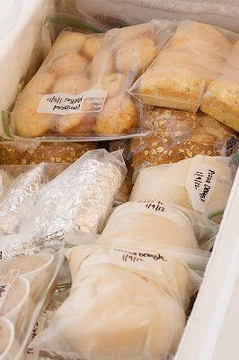 Adventures in Freezer Cooking : tons of great freezer meals
