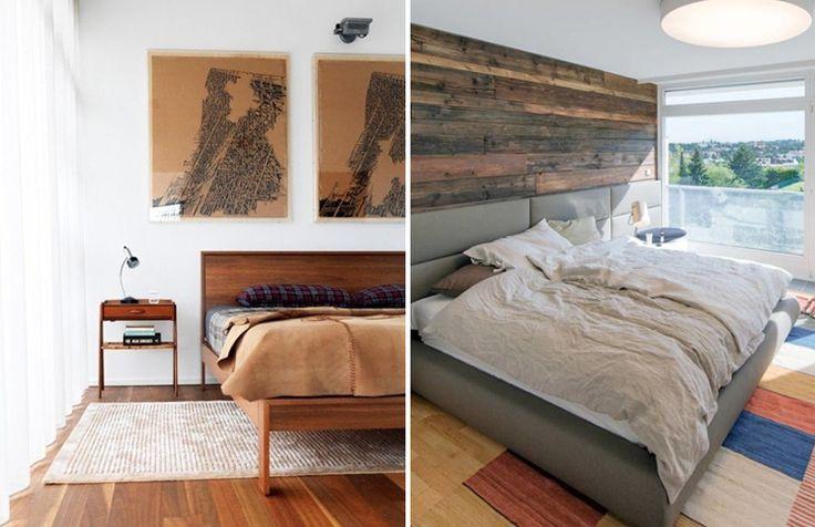 Slaapkamers voor mannen