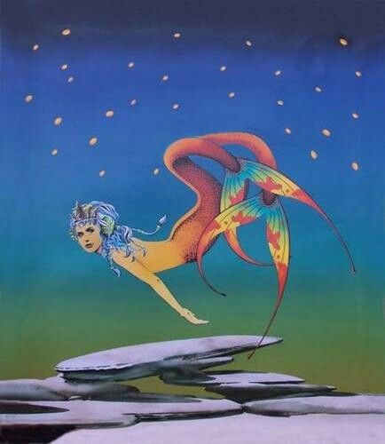 79 Best Images About Roger Dean On Pinterest Vinyls Owl