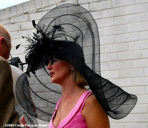 """2009 Kentucky Derby Hats    GREAT!! Now I need to create a board titled ...    """"S E R I O U S L Y !!! THESE ARE HATS???!!!""""    REALLY ....??!!"""