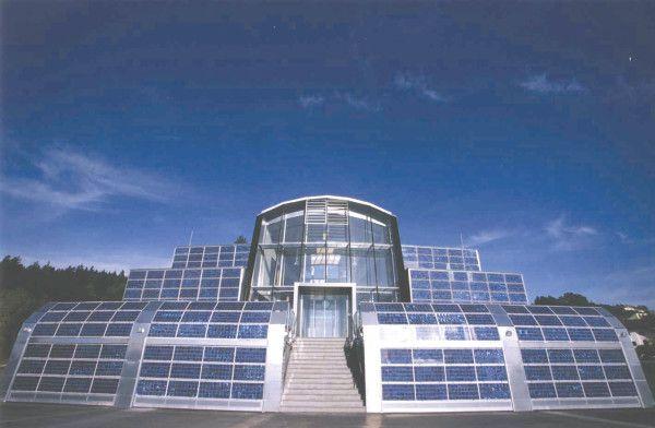 Integração da energia fotovoltaica na arquitetura