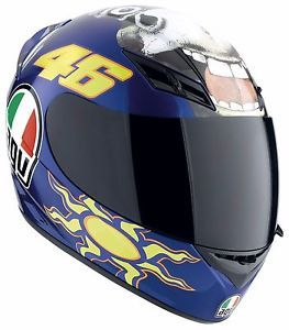 nuevo agv k3 el burro valentino rossi 46 cara completa casco de moto - Categoria: Avisos Clasificados Gratis Estado del Producto: New with tagsNew AGV K3 The Donkey Valentino Rossi 46 Full Face Motorcycle HelmetFEATURESThe K3 is near the top end of the AGV range entry level GPTech lines and Valentino Rossi Replica helmet graphics make this the ideal helmet for young riders and fans of the racing world The only fullface thermoplastic model in the AGV range, the K3 is the perfect choice for…