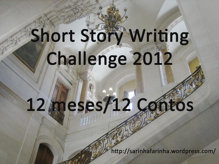 Short Story Writing Challenge 2012 Banner