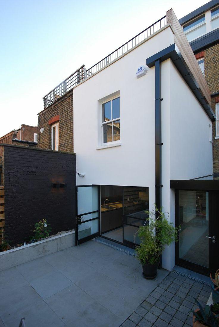 CALABRIA ROAD. House Refurbishment, London, Islington