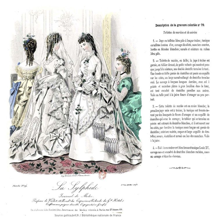 199 Best 1870's Wedding Fashions Images On Pinterest