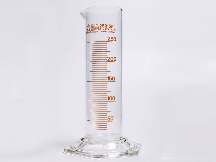 Una probeta graduada es un cilindro de medición utilizado para medir el volumen de un líquido. Tiene una forma cilíndrica estrecha y cada línea marcada en la probeta representa la cantidad de líquido que se ha medido. Las probetas son pieza clave de equipo en un laboratorio científico y sirven para medir los volúmenes líquidos …