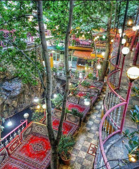 Beautiful Darband, Tehran. Schon so viel davon gehört! I heard so much about It  beautiful Place!