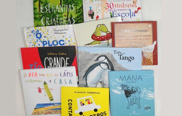 10 novos livros para (lhes) ler nas férias
