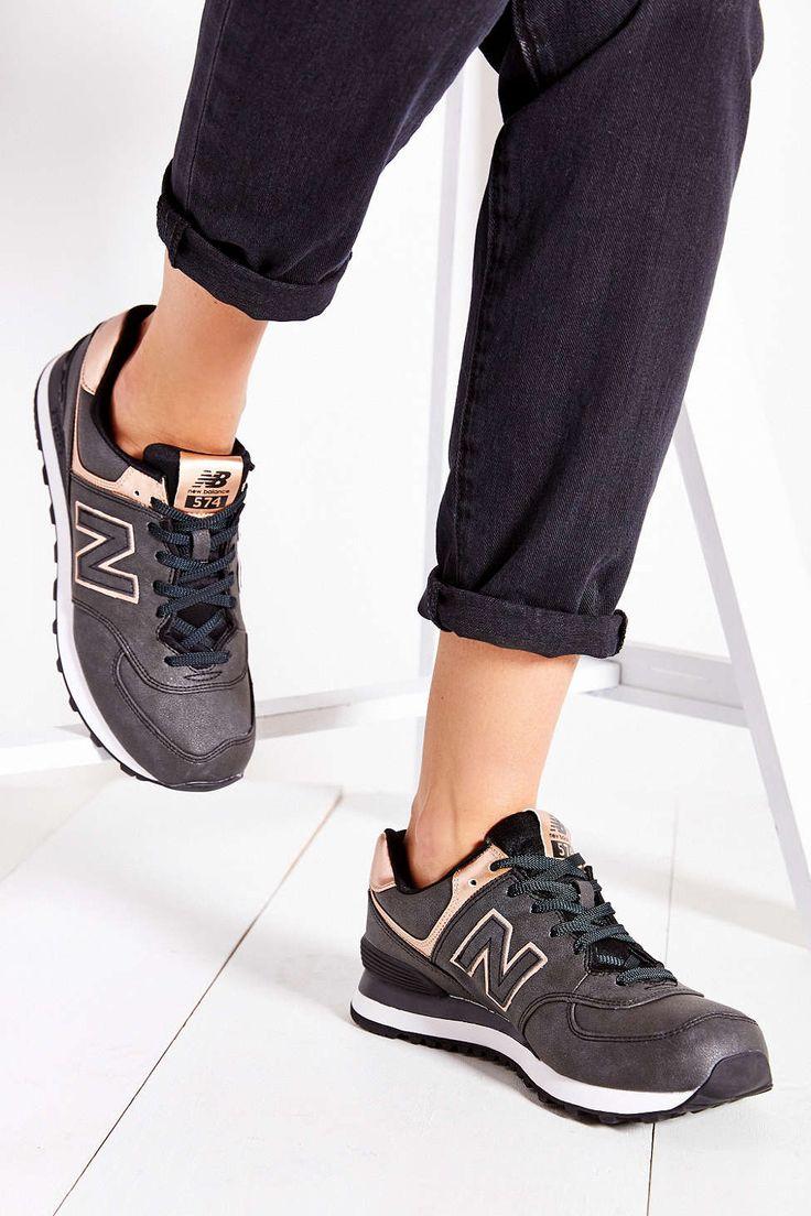 new balance leather 574 la France