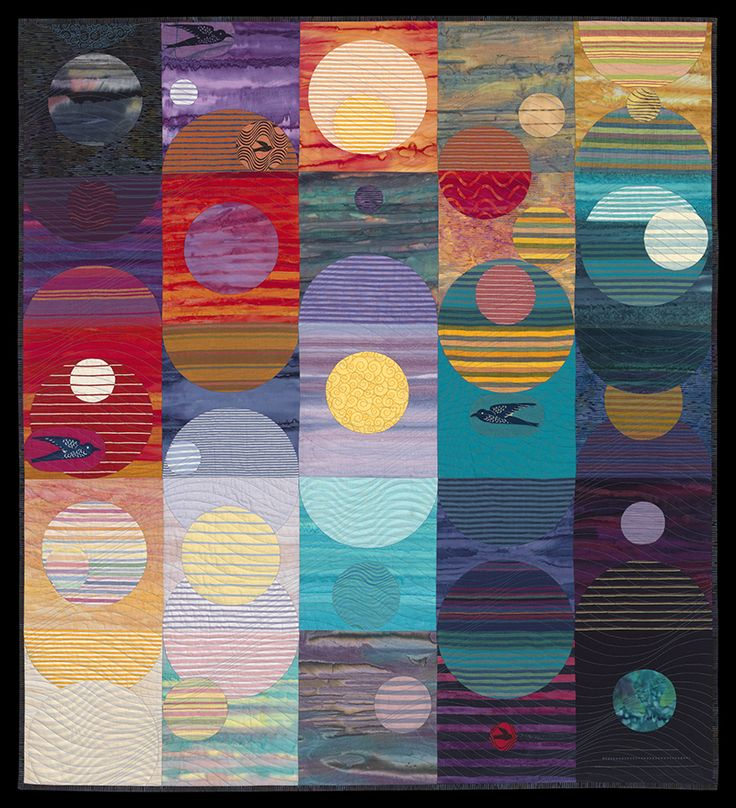 1028 Best Abstract Art Quilts Images On Pinterest