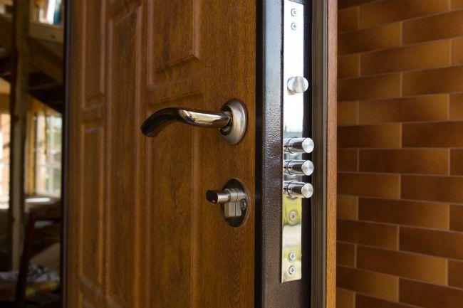 Выбор новой входной двери