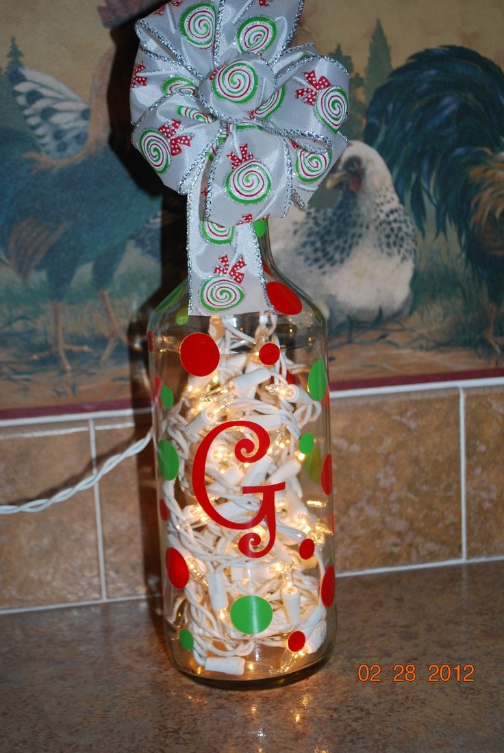 Craft lights for wine bottles - Wine Bottle Crafts Wine Bottles Wine Bottle Crafts