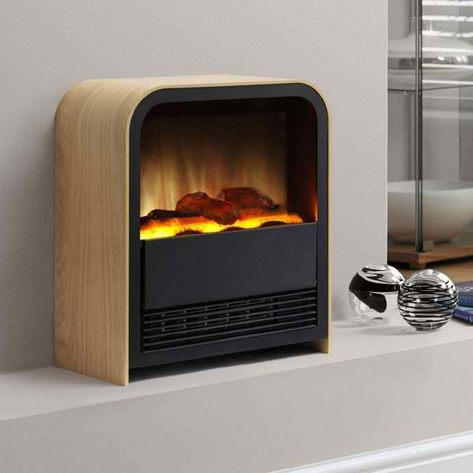 Great Electric Fireplace Logs Pertaining To Small Electric Fireplaces