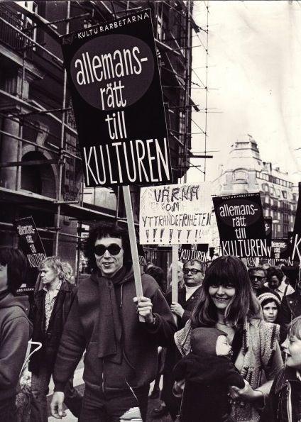 Eva Swedenmarks Värld: Tro, hopp, kärlek och drömmar finns det i min klas...