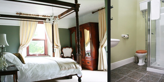 Lamorak bedroom