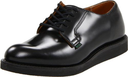 Red Wing Heritage Men's Postman Oxford,Black Chaparral,12 D US Red Wing Shoes,http://www.amazon.com/dp/B004WQR79U/ref=cm_sw_r_pi_dp_tKQDsb0E9R3CRM44