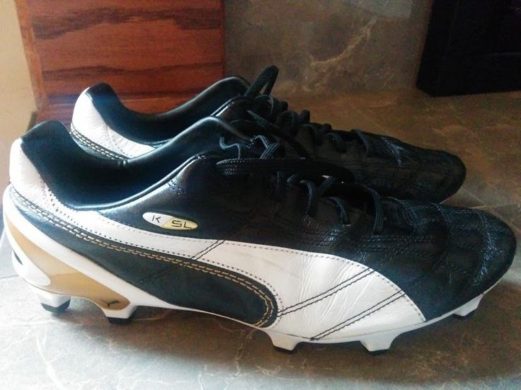 Puma King SL Classico FG Soccer Cleats LIMITED EDITION Sz. 9.5 EUC. Soccer  CleatsPumasFootball CleatsSoccer Shoes