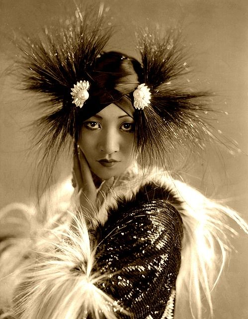 142 best vamp images on pinterest vintage photography silent film anna may wong fandeluxe Choice Image