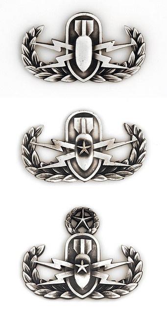 EOD BADGES - Brett's badge, Haunted Souls #amwriting