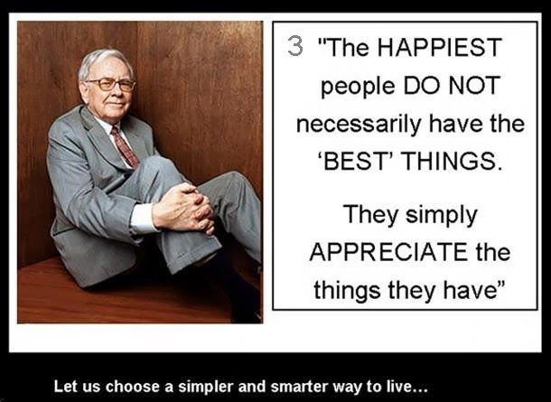 Warren Buffet Interesting Quotes and some Facts ~ GoZiyan The General Blog