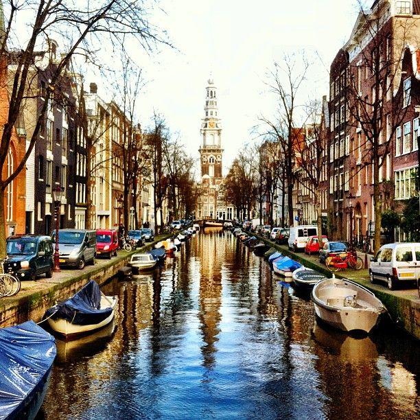 The canals of Amsterdam in ten photos