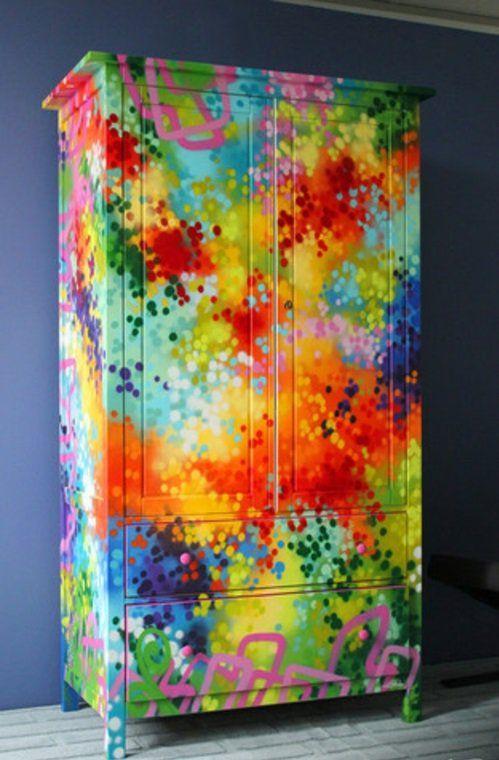 Die besten 17 Ideen zu Bemalte Möbel auf Pinterest ...