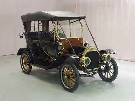 1910 Cartercar Touring Cartercar Motor Car Co., Pontiac ...