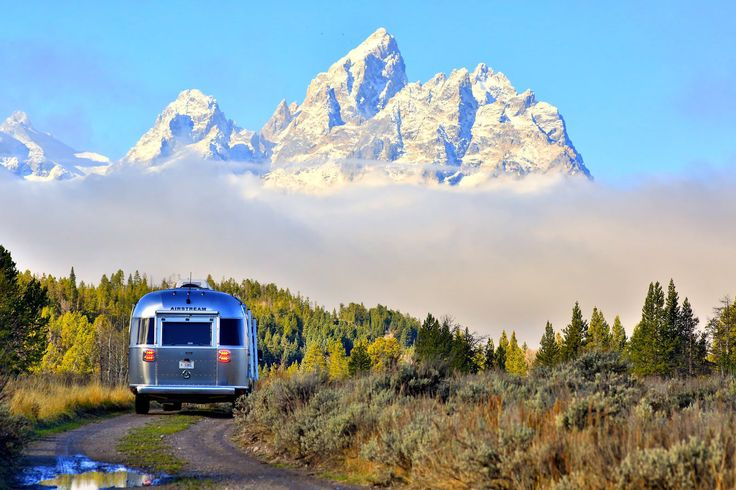Pendleton + Airstream's 2016 National Park Foundation Travel Trailer