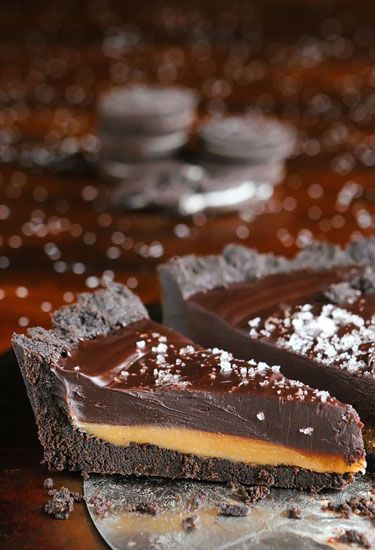 Once you get over the fact that this recipe only requires five ingredients, you will be blown away by how sweet it tastes.  Get the recipe at Kevin and Amanda.   - CountryLiving.com