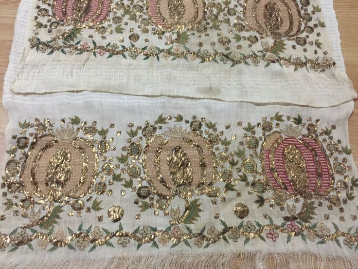 ottoman embroidery towel great motiv 2