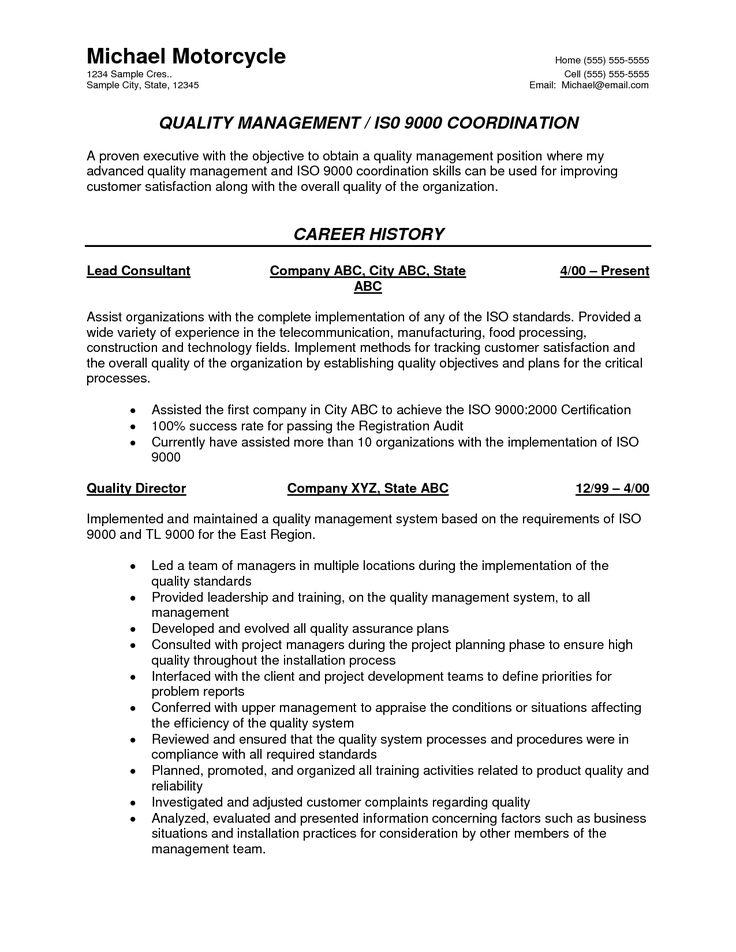 15++ Quality control inspector resume pdf inspirations