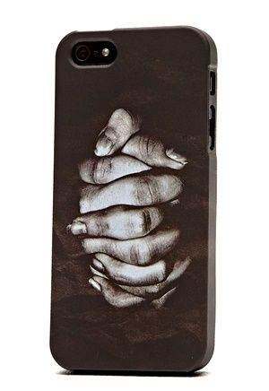 Linnea Frank Iphone 5 Case BlackPrint