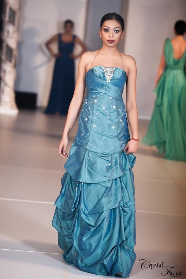 Another in Elite Clothing - Ohm Bridal Fashion Show 2013