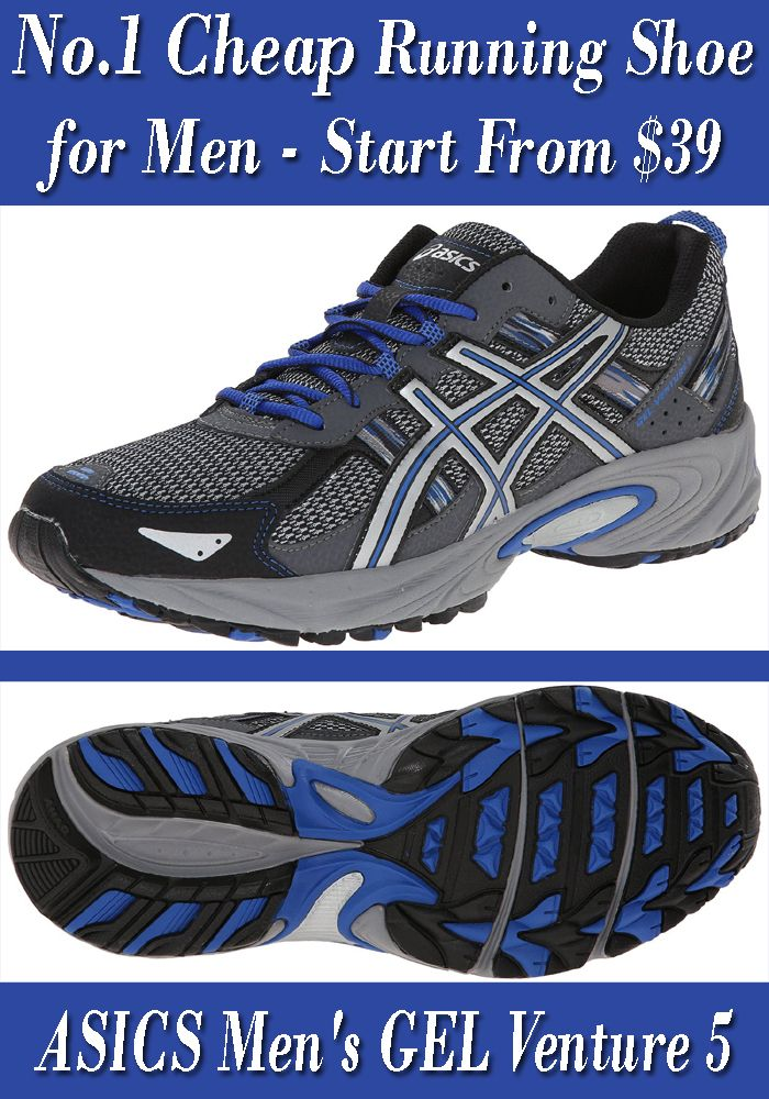 ASICS Men's GEL Venture 5: The last best asics running shoe is GEL-Venture