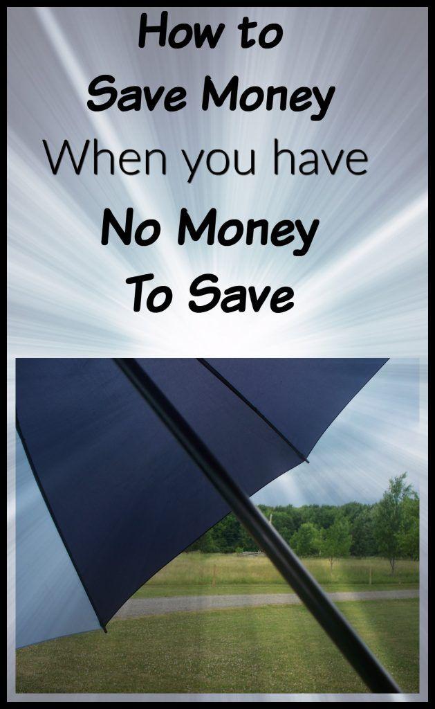 save money collage