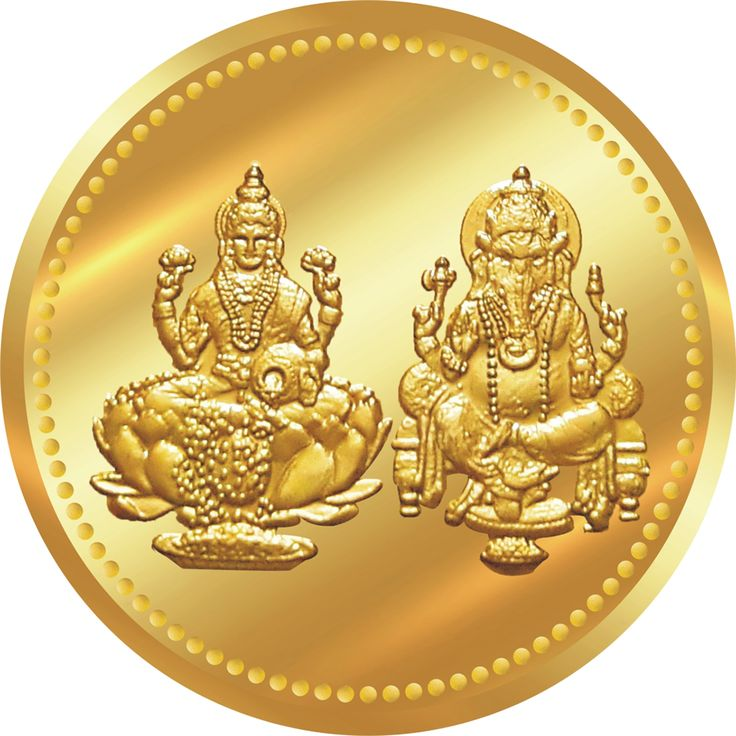 Buy Shree Laxmi Ganesh Gold Coin 1 Grams 22k Purity Amp 916 Finenss Gold Coins Coins Gold