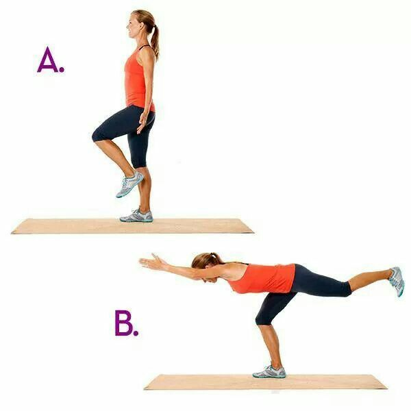 Exercises to relieve tight hips