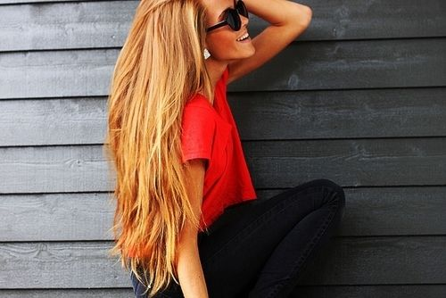 lovely locks: Buckets Lists, Fashion, Hairstyles, Hair Colors, Dreams, Blondes, Girly Things, Beautiful, Long Hair Dos