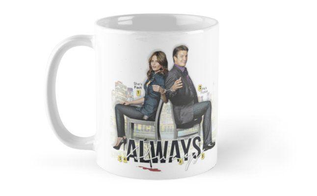 Image result for castle tv show mug