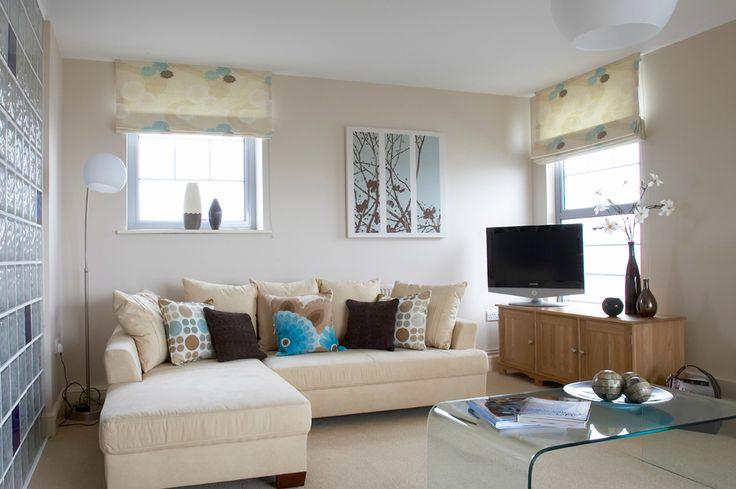 Beach interior | Seaside interior | Seaside property | Seaside home | Seaside apartment | Contemporary interior | Living room interior | Seaside living room | Contemporary living room