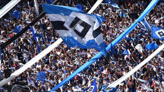 Ein Tag ganz im Zeichen der Fans  ... nur der HSV !!